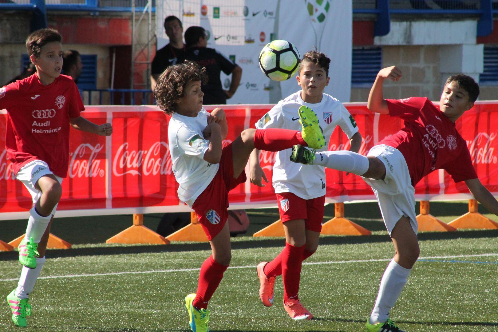 Copa Tormes 2018, el 14 y 15 de septiembre