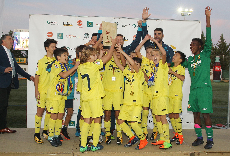 Vuelve la Copa Tormes, 15 canteras del primer nivel y un único campeón